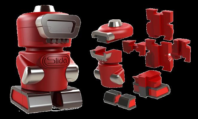 Robot-+-exploded